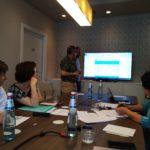 IRSA international workgroup meeting in Erevan